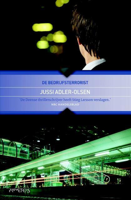 De bedrijfsterrorist - Jussi Adler-Olsen