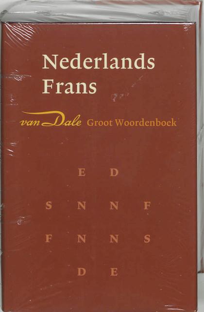 Groot woordenboek Nederlands-Frans - P. Bogaards