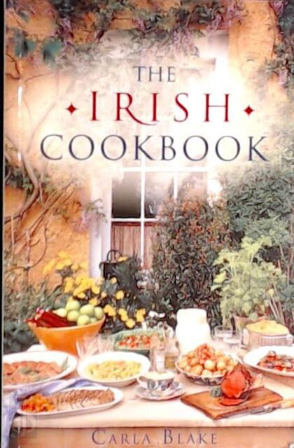 The Irish Cookbook - Carla Blake