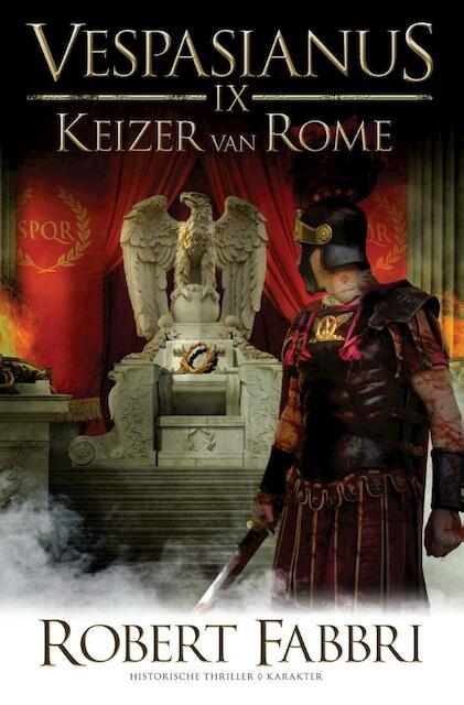 Keizer van Rome - Robert Fabbri