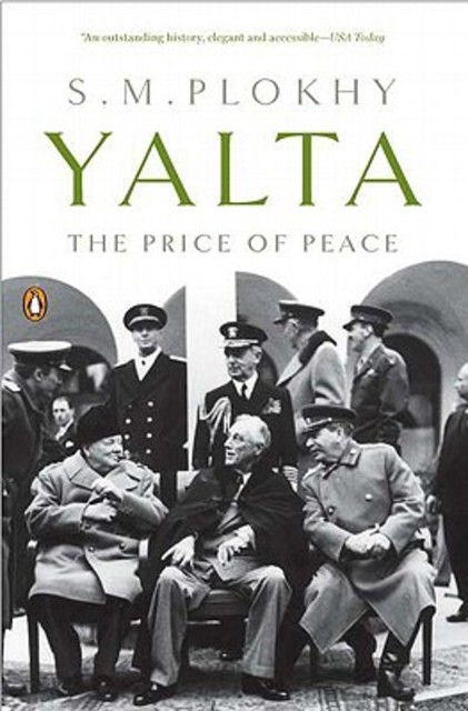 Yalta - S. M. Plokhy