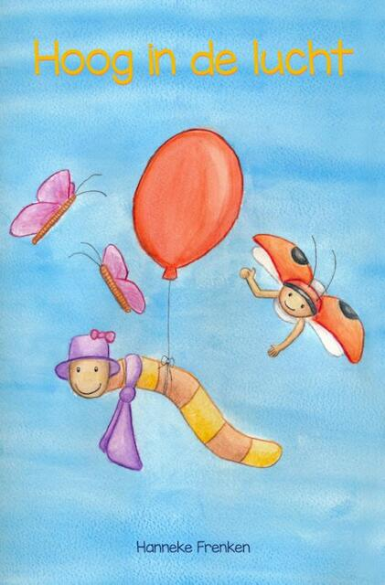 Hoog in de lucht - Hanneke Frenken