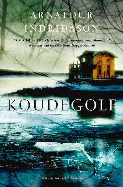 Koudegolf - Arnaldur Indridason