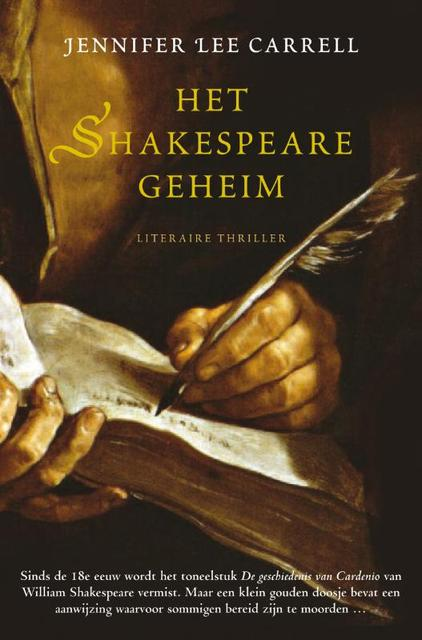 Het Shakespeare-geheim - Jennifer Lee Carrell