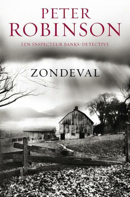 Zondeval - Peter Robinson