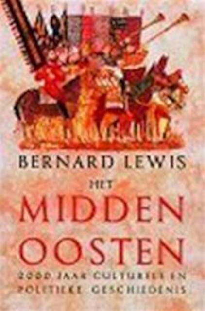 Het Midden Oosten - Bernard Lewis, Geertje Lammers