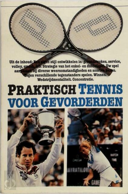 Praktisch tennis voor gevorderden - Douglas