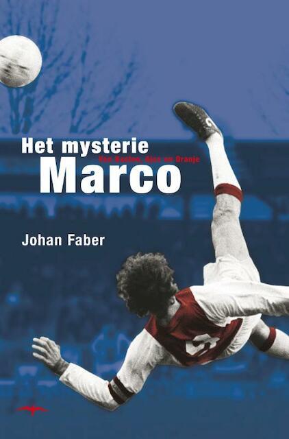 Het mysterie Marco - Johan Faber