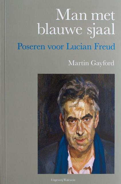 Man met blauwe sjaal - Martin Gayford