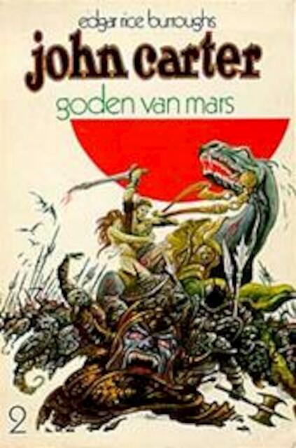 Goden van mars - Burroughs