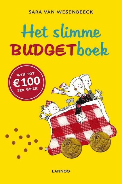 Het slimme budgetboek - Sara van Wesenbeeck