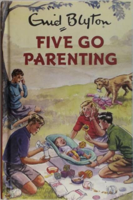 Five Go Parenting - Bruno Vincent
