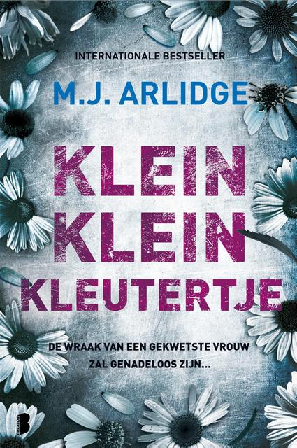 Klein klein kleutertje - M.J. Arlidge