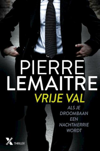 Vrije val - Pierre Lemaitre
