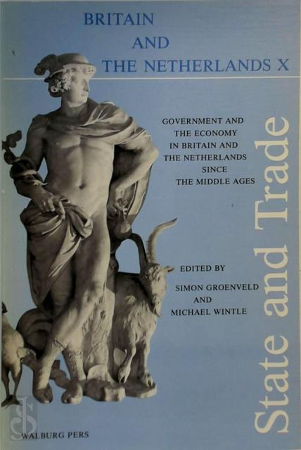 State and Trade - Simon Groenveld, Michael Wintle
