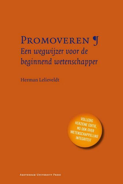 Promoveren - Herman Lelieveldt