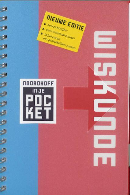 Noordhoff Wiskunde in je pocket - Erwin Broekema, Erwin Broekema