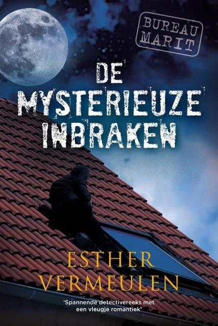 De mysterieuze inbraken - Esther Vermeulen