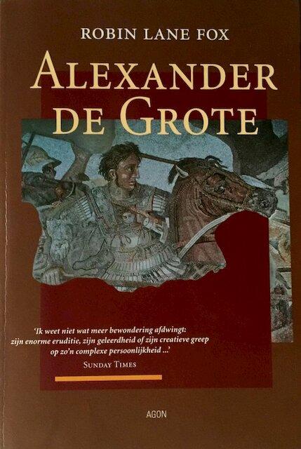 Alexander de Grote - Robin Lane Fox, Victor Verduin