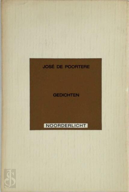 Gedichten - J. De Poortere