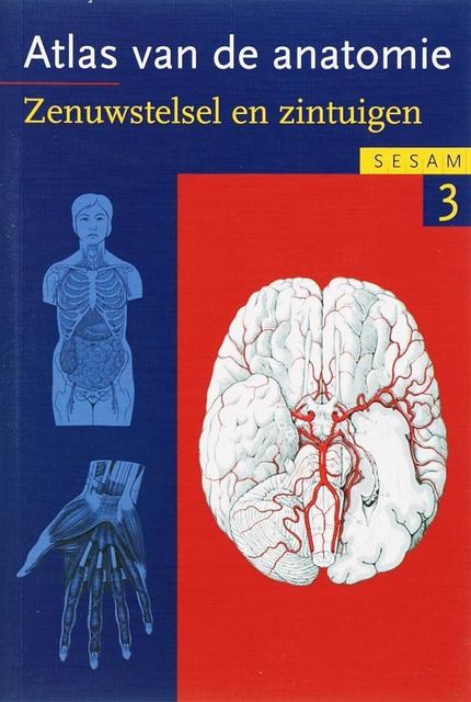 Sesam Atlas van de anatomie - Werner Kahle, Amp, Michael Frotscher