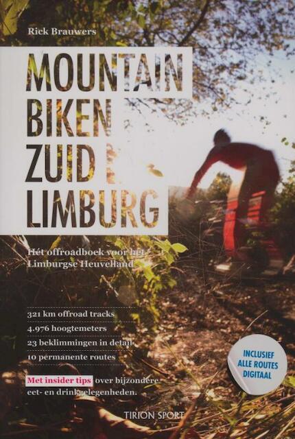 Mountainbiken Zuid-Limburg - Rick Brauwers