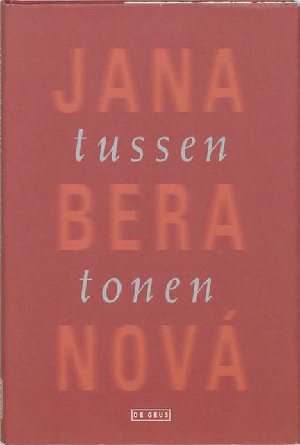 Tussentonen - J. Beranova