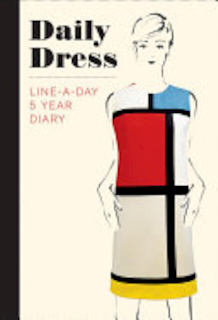 Daily Dress (Guided Journal) - Metropolitan Museum Of Art The
