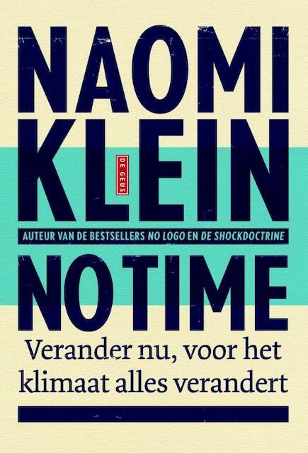 No time - Naomi Klein