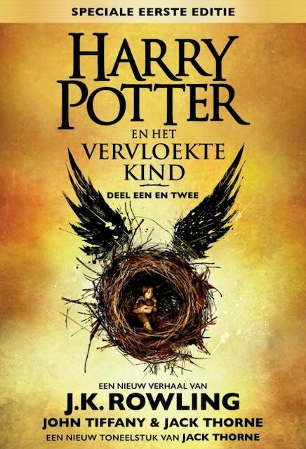 Harry Potter en het vervloekte kind - J.K. Rowling, John Tiffany, Jack Thorne