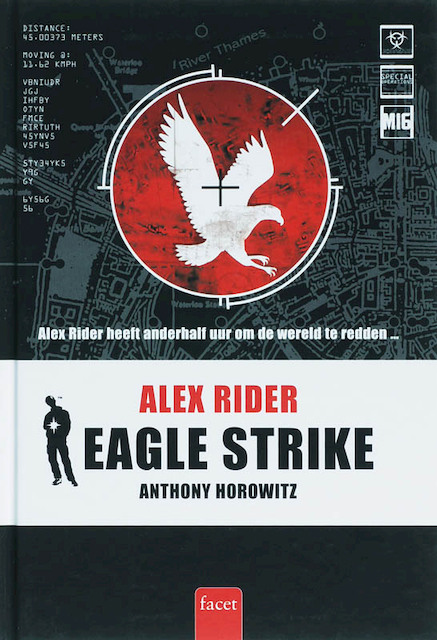 Alex Rider / 4 Eagle Strike - Anthony Horowitz