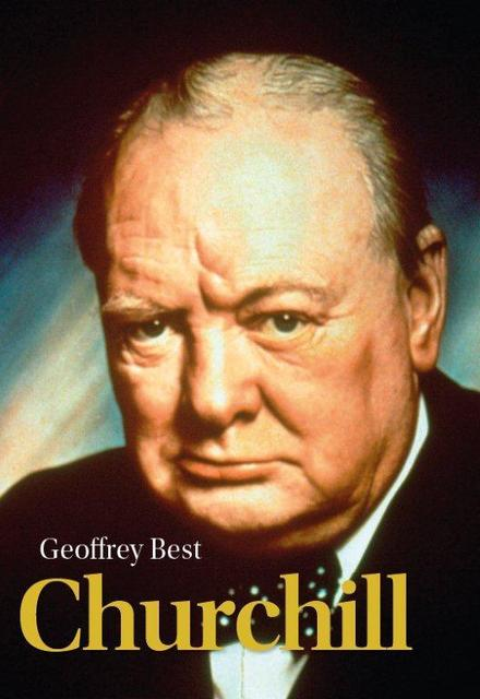 Churchill - Geoffrey Best