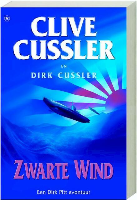 Zwarte wind - Clive Cussler, D. Cussler