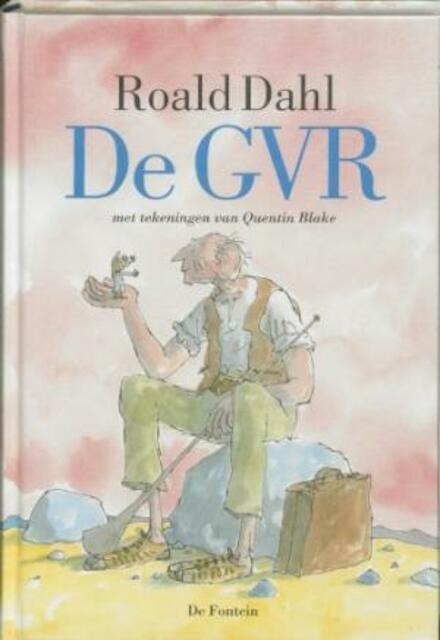 De GVR - Roald Dahl