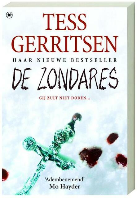 De zondares - Tess Gerritsen