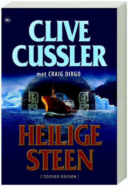 Heilige steen - C. Cussler, C. Dirgo