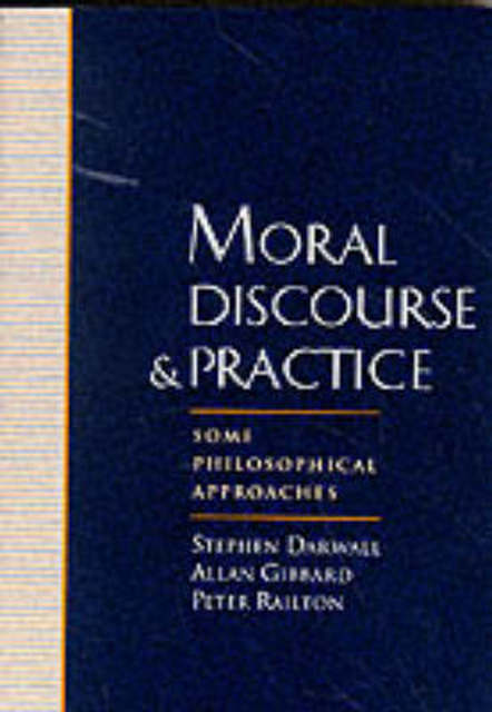 moral discourse and practice pdf