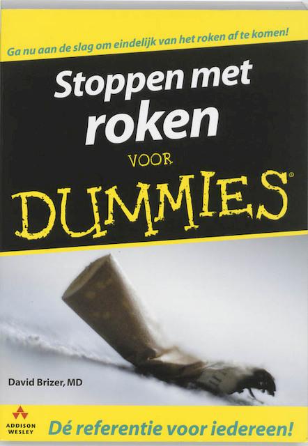 Stoppen met roken voor Dummies - David Brizer