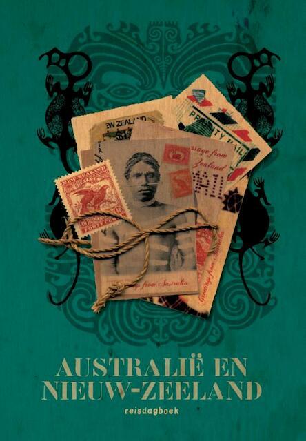 Reisdagboek Australië en Nieuw-Zeeland - Anke Landweer