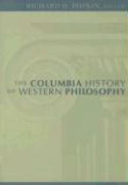 The Columbia History of Western Philosophy - Richard H Popkin