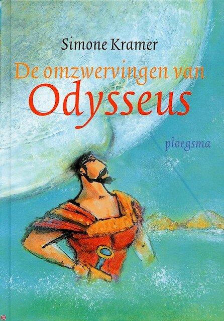 De omzwervingen van Odysseus - Simone Kramer