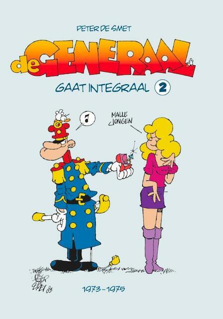 De Generaal Integraal 2 - Peter de Smet