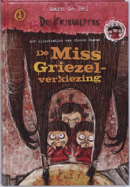 De Miss Griezelverkiezing - M. De Bel