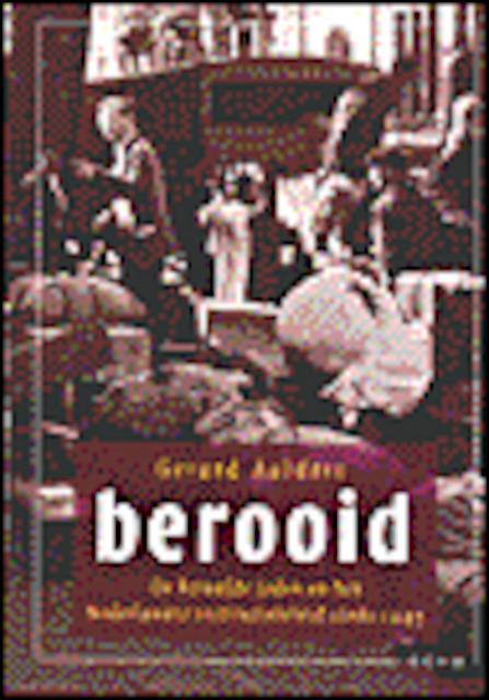 Berooid - G. Aalders