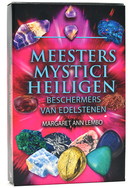 Meesters, mystici, heiligen & beschermers van Edelstenen - Margaret Ann Lembo