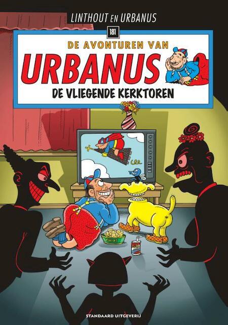 De vliegende kertoren - Willy Linthout, Urbanus