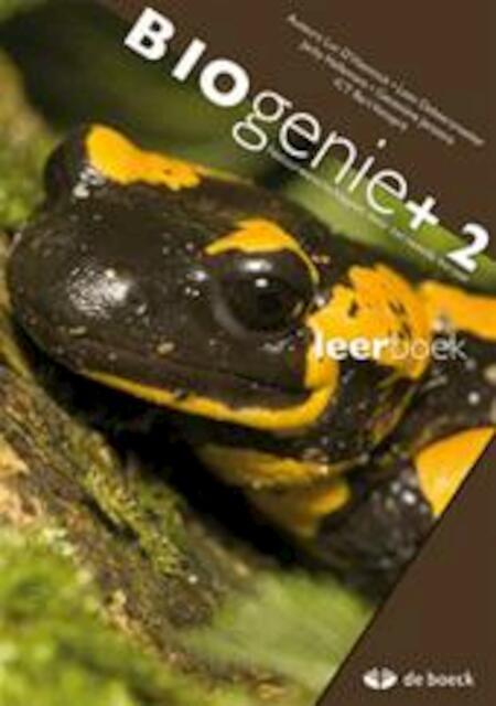 Biogenie+ 2 - leerboek - Luc D'Haeninck, Leen Dekeersmaeker, Jacky Hellemans, Geneviève Janssens, Bart Vanopré
