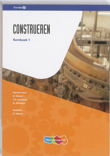 Construeren: Kernboek 1 - H. Hebels