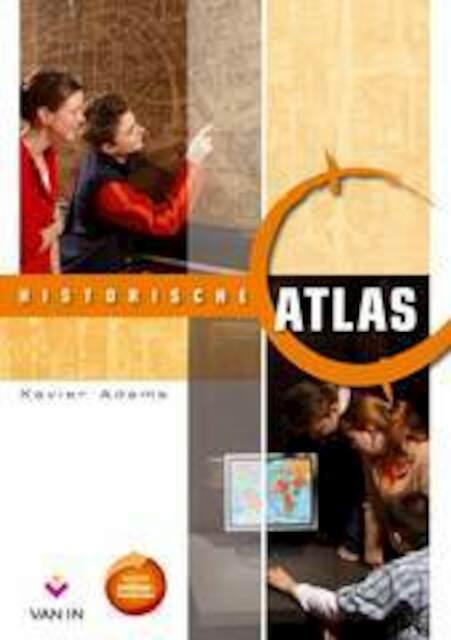 Historische Atlas - Xavier Adams