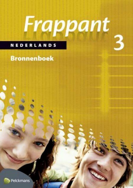 Frappant Nederlands 3 bronnenboek aso - Unknown